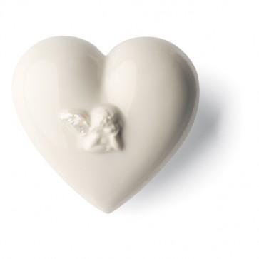 seraphin Porzellan Geschenk Denz Herz