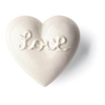 Porzellan Herzen Be in Love Denz