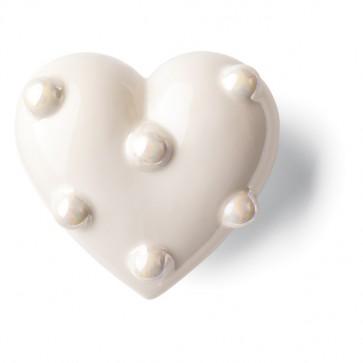 glans | Porzellan Geschenk Denz Herz