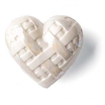 Porzellan Herz Plexus Denz
