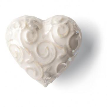 spiral Porzellan Geschenk Denz Herz