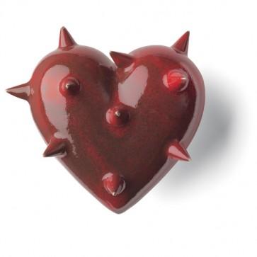 Porzellan Herz Corona Denz