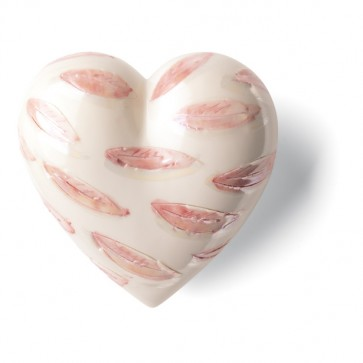 gina Porzellan Geschenk Denz Herz