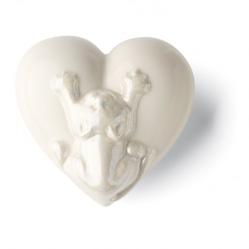 Porzellan Herz Carlo Denz