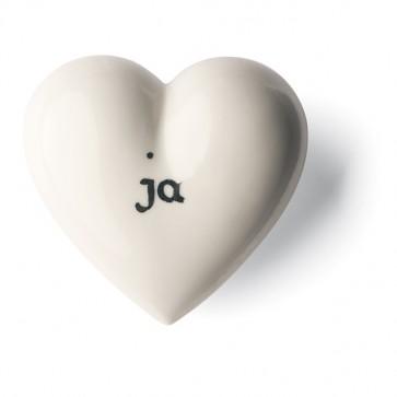 ich will Porzellan Geschenk Denz Herz