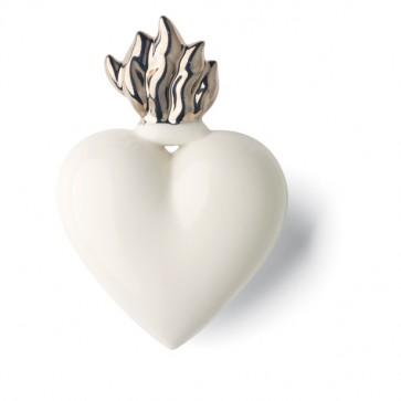 nachtflamme Porzellan Geschenk Denz Herz