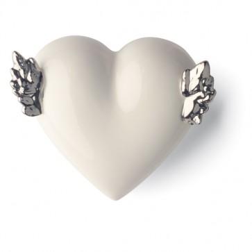 hermes Porzellan Geschenk Denz Herz