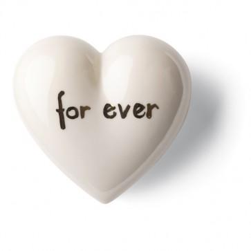 ewiglich Porzellan Geschenk Denz Herz