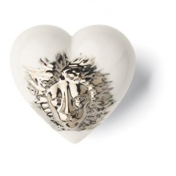 Porzellan Herz Lion Denz