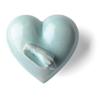 ostrea Porzellan Geschenk Denz Herz