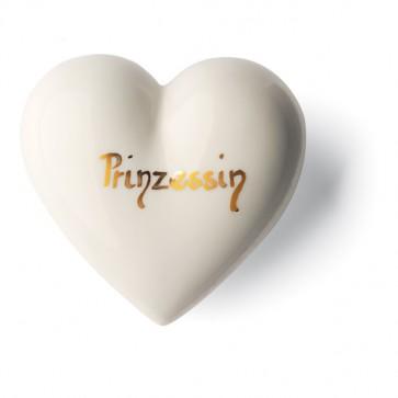 prinzessin Porzellan Geschenk Denz Herz