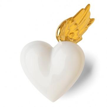 pegasus Porzellan Geschenk Denz Herz
