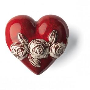 roses Porzellan Geschenk Denz Herz