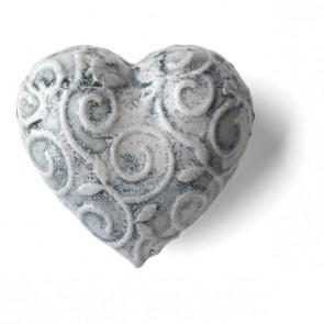 Keramik Herz Semiramis Denz