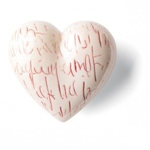 love letter Porzellan Geschenk Denz Herz