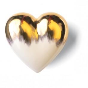 Porzellan Herz Goldregen Denz