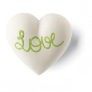 Porzellan Herz Love Denz
