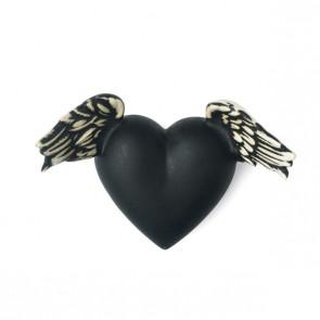 min Porzellan Geschenk Denz Herz