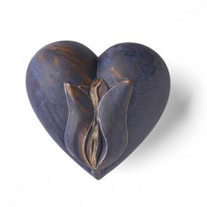 tulipe Porzellan Geschenk Denz Herz