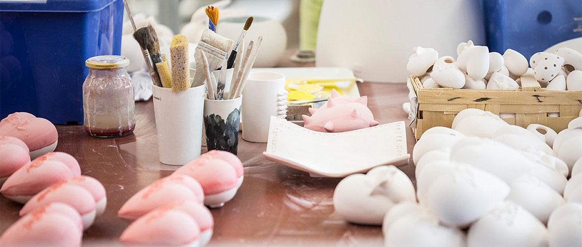 Denz Herz Atelier für Keramik
